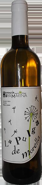 la pulga de morella vino blanco